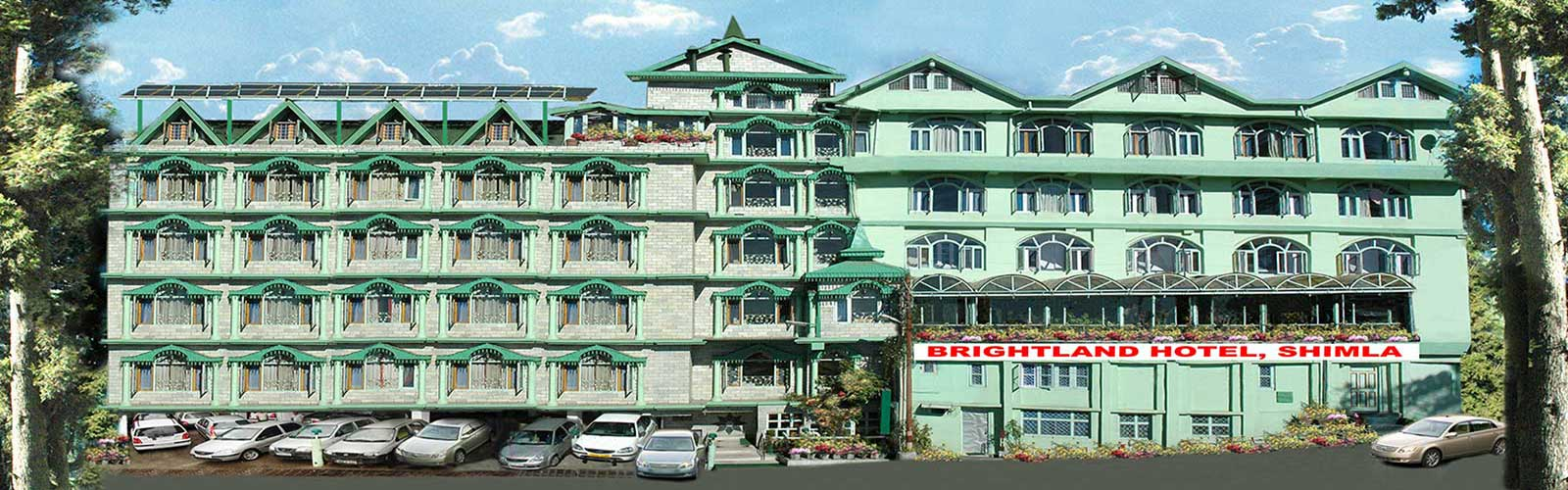 brightland Hotel Big Hotel overview